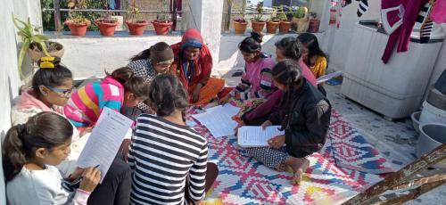 Girls study Survey