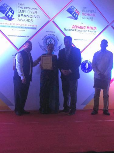 NGO Leadership Award on World CSR Day