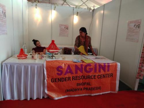 sangini stall at van mela